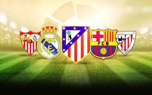 Стартовал испанский футбольный чемпионат Примера, и вот какие коэффициенты на победителя актуальные сейчас