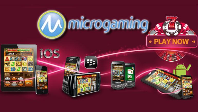 microgaming казино