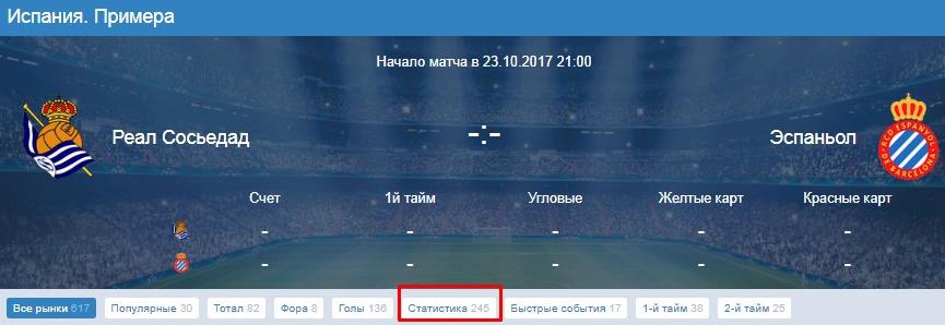 "Роспись матча ""Локомотив-Краснодар"""