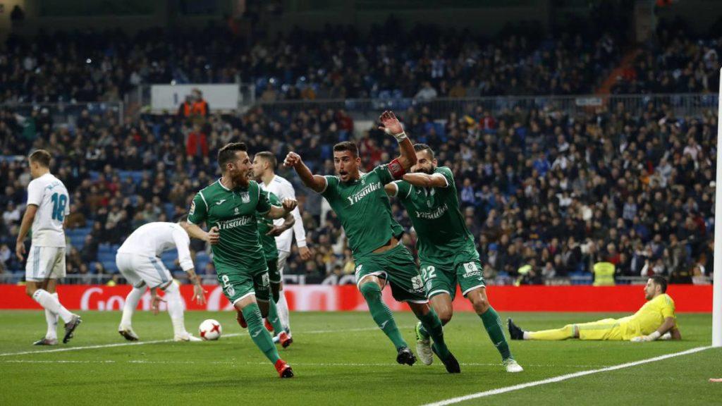 Прогноз и ставки на матч Леганес - Реал Мадрид. 21.02.2018