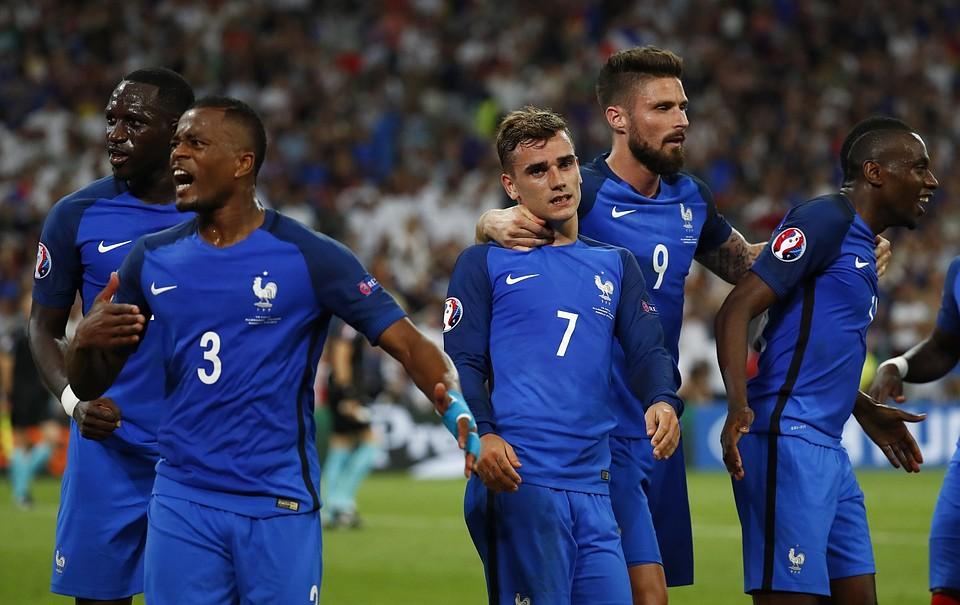 Прогноз и ставки на матч Франция - Колумбия. 23.03.2018