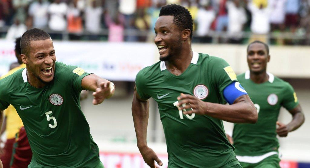 Прогноз и ставки на матч Англия - Нигерия. 02.06.2018