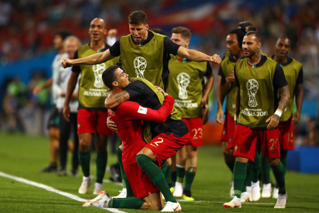 Португалия – Марокко. 20.06.2018 Прогноз и ставки на ЧМ 2018. Сборная Португалии
