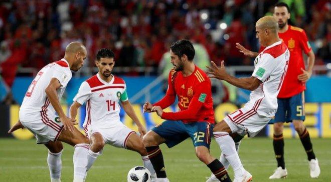 Прогноз: Испания - Россия