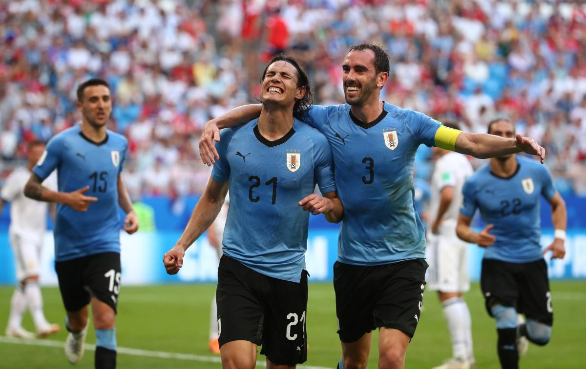 Прогноз на матч Уругвай - Франция 06 июля 2018