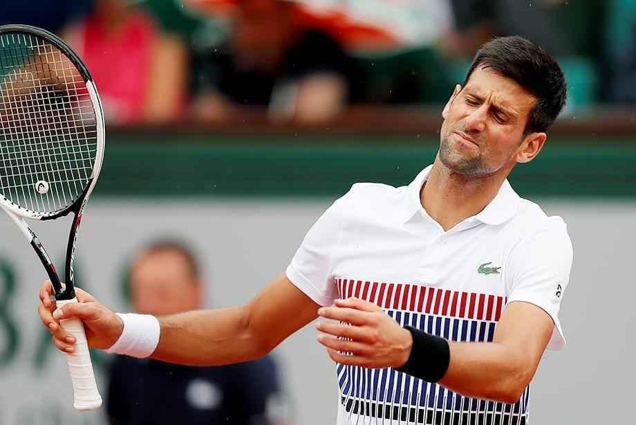 Стратегия на фаворита в теннисе