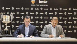 Bwin стал официальным спонсором клуба из Ла Лиги