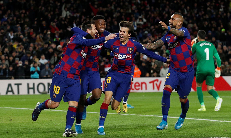 прогноз на 16.12.2020. «Барселона» - «Реал Сосьедад»