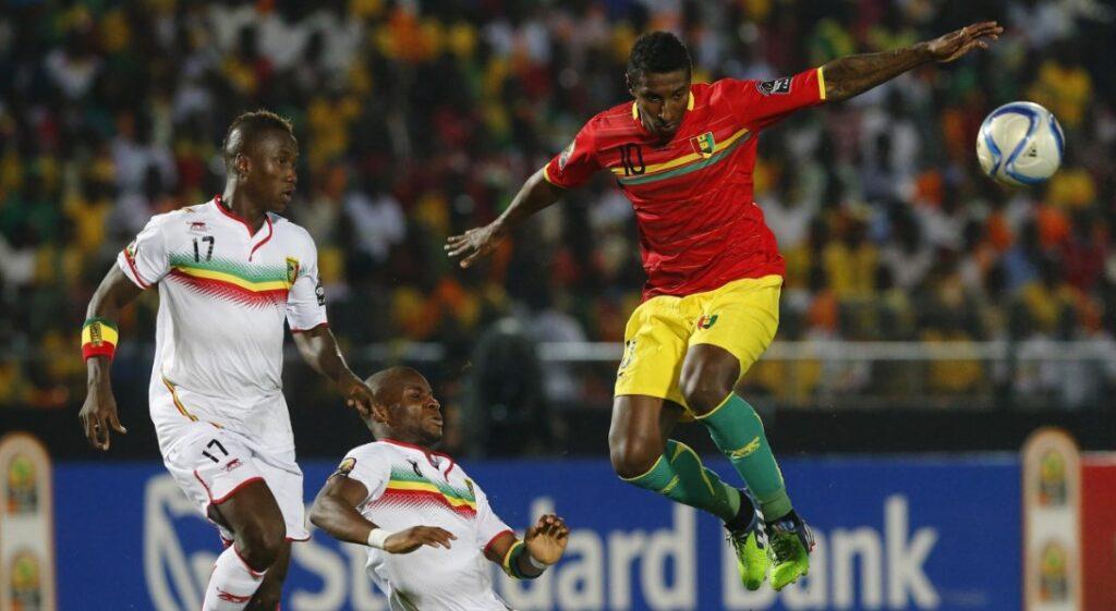Прогноз на матч Гвинея - Намибия 19.01.2021