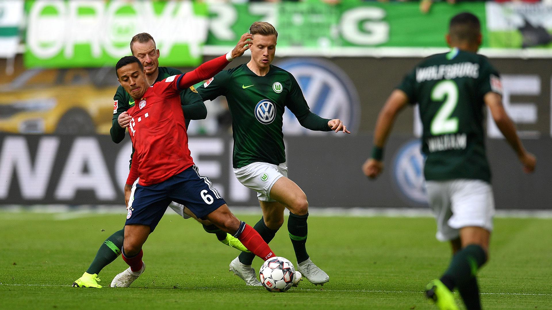 прогноз на 17.04.2021. «Вольфсбург» — «Бавария»