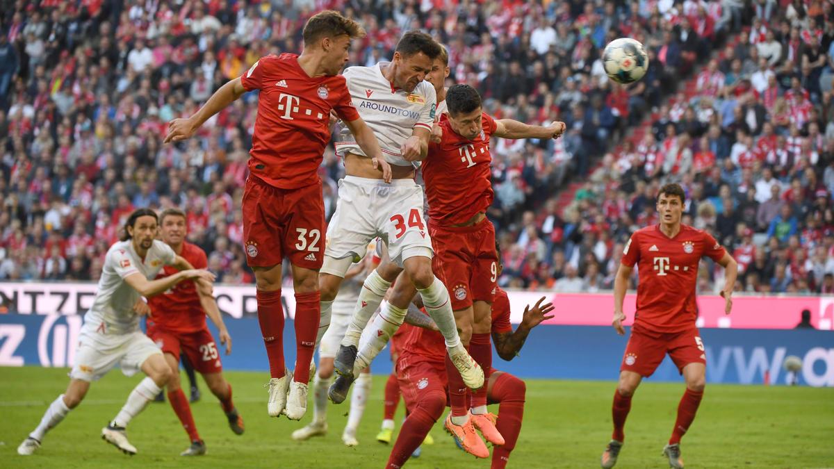 прогноз на 10.04.2021. «Бавария» — «Унион»