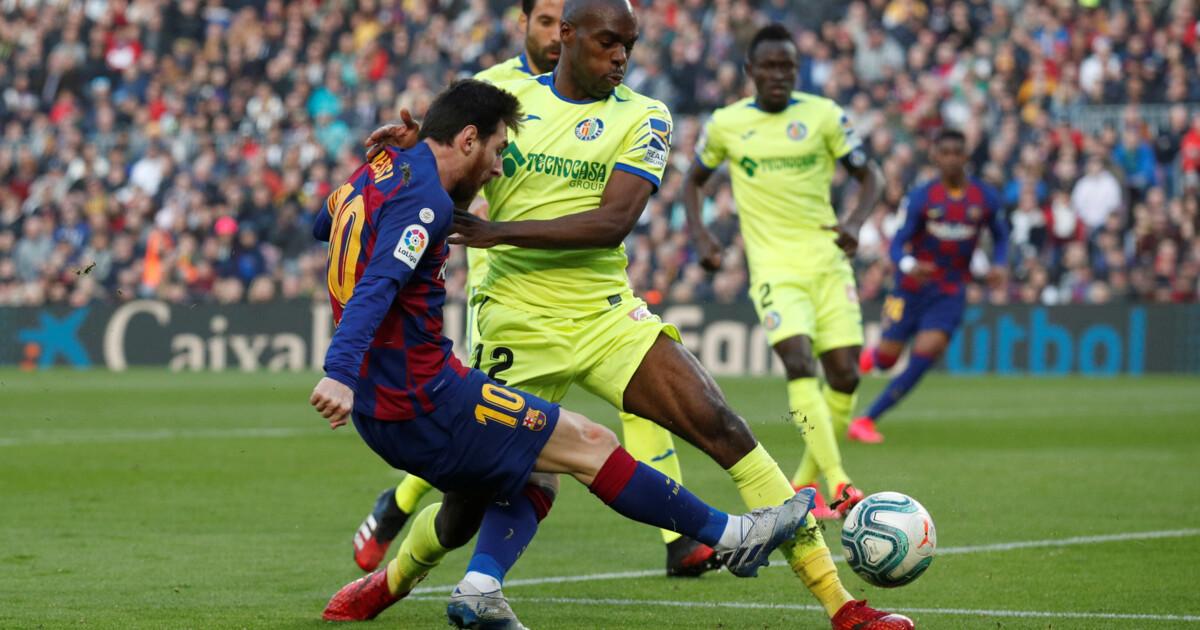прогноз на 22.04.2021. «Барселона» — «Хетафе»