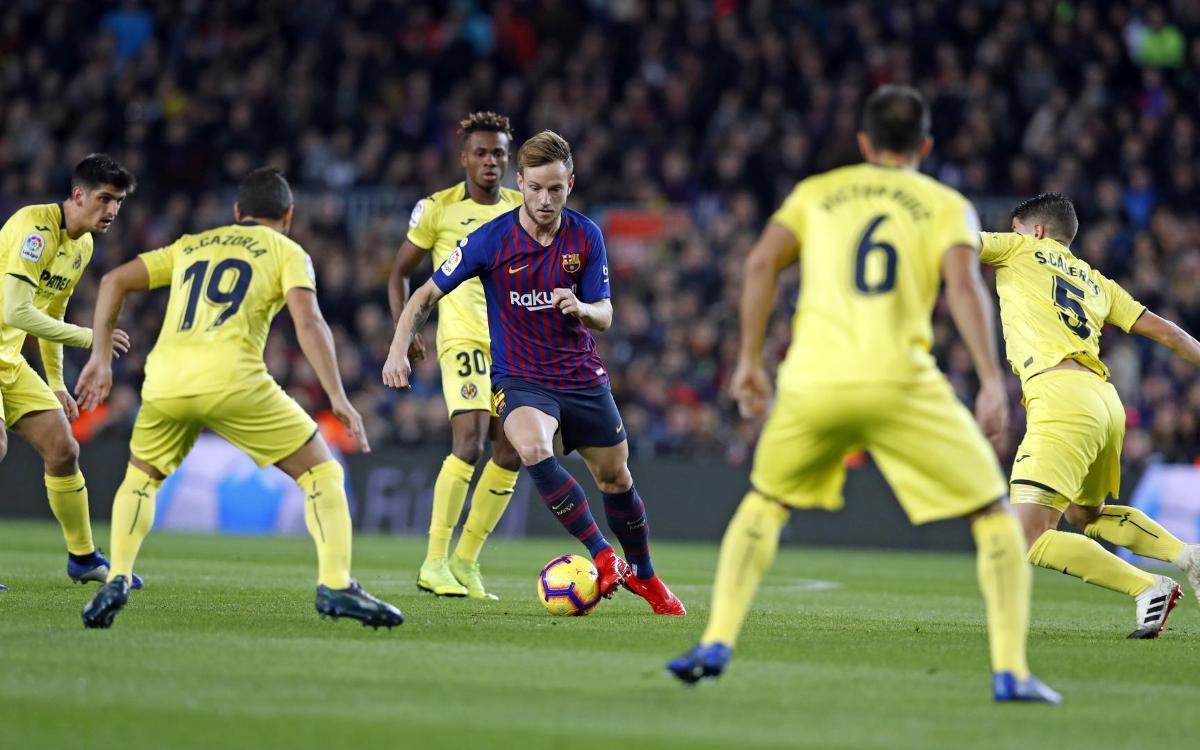 прогноз на 25.04.2021. «Вильярреал» — «Барселона»