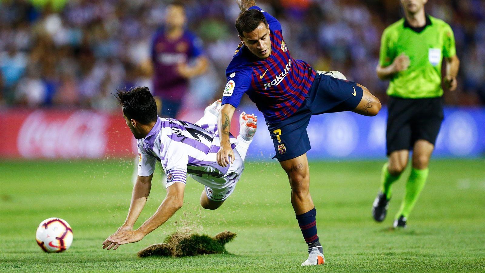 прогноз на 5 апреля 2021. «Барселона» — «Вальядолид»