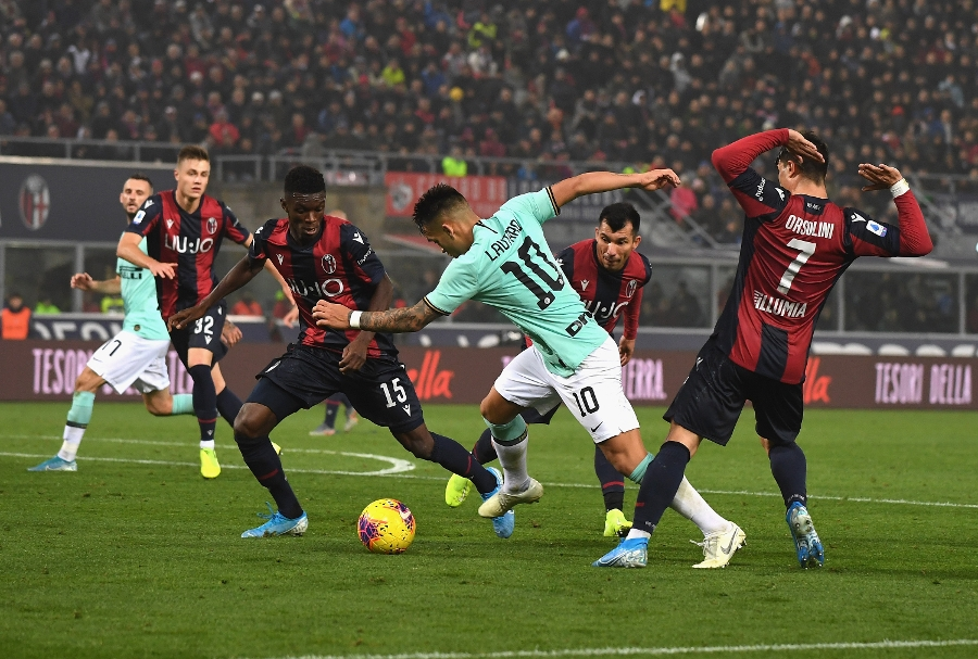 прогноз на 3 апреля 2021. «Болонья» — «Интер»