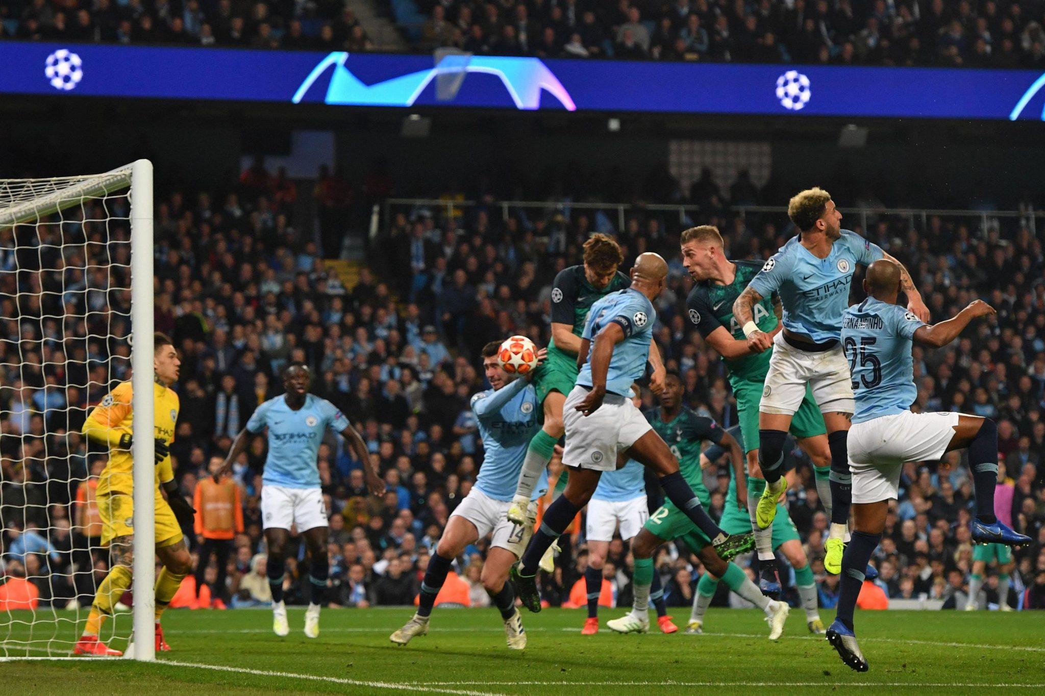 прогноз на 25.04.2021. «Тоттенхэм» — «Манчестер Сити»