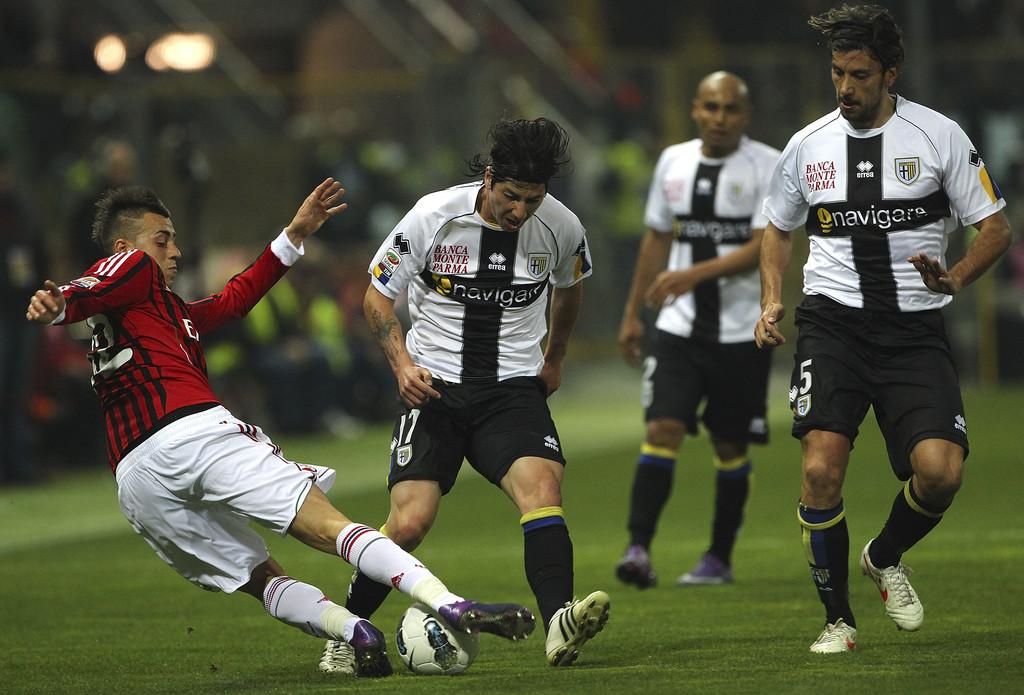 прогноз на 10.04.2021. «Парма» — «Милан»