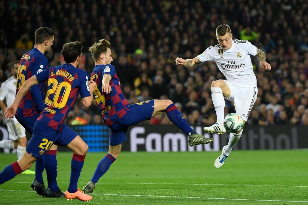 прогноз на 10.04.2021. «Реал» Мадрид — «Барселона»