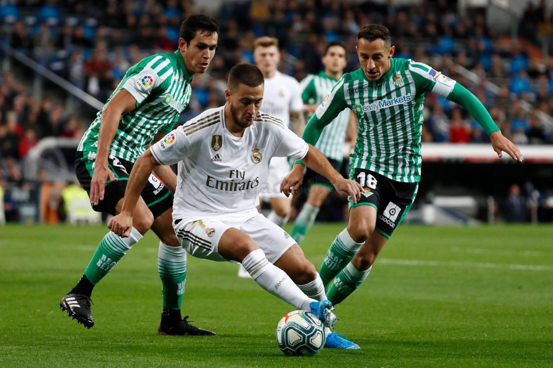 прогноз на 24.04.2021. «Реал» Мадрид — «Бетис»