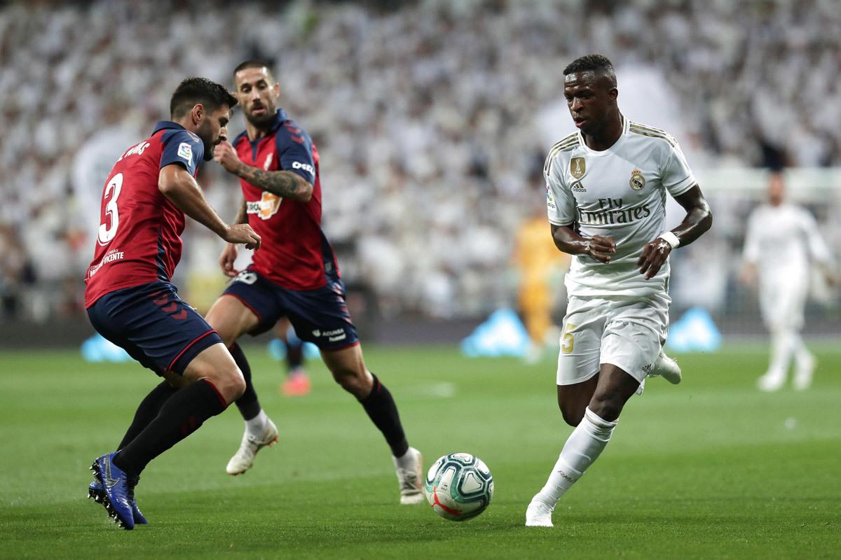 прогноз на 01.05.2021. «Реал» Мадрид — «Осасуна»