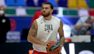 Скандальный игрок ЦСКА близок к переезду в НБА