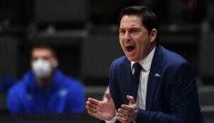 Баскетбольный «Зенит» продлил соглашение с главным тренером команды