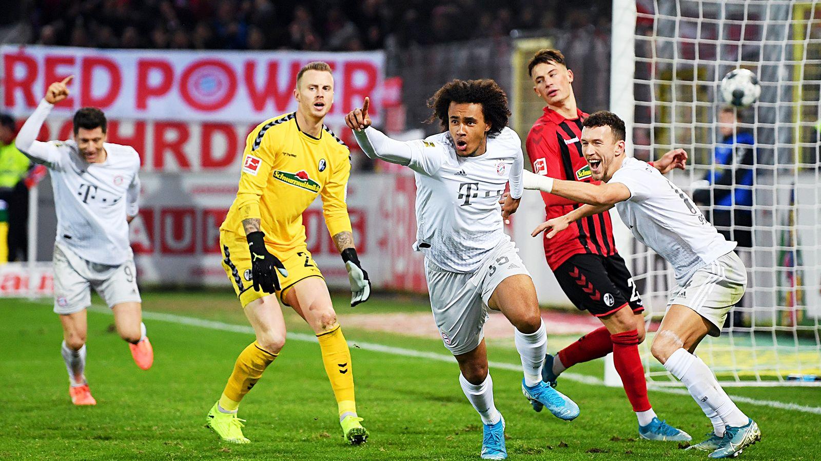 прогноз на 15.05.2021. «Фрайбург» — «Бавария»