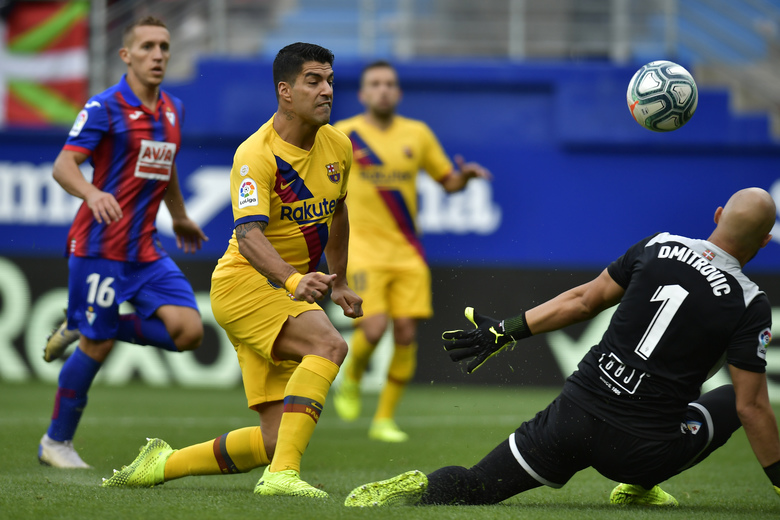 прогноз на 22.05.2021. «Эйбар» - «Барселона»