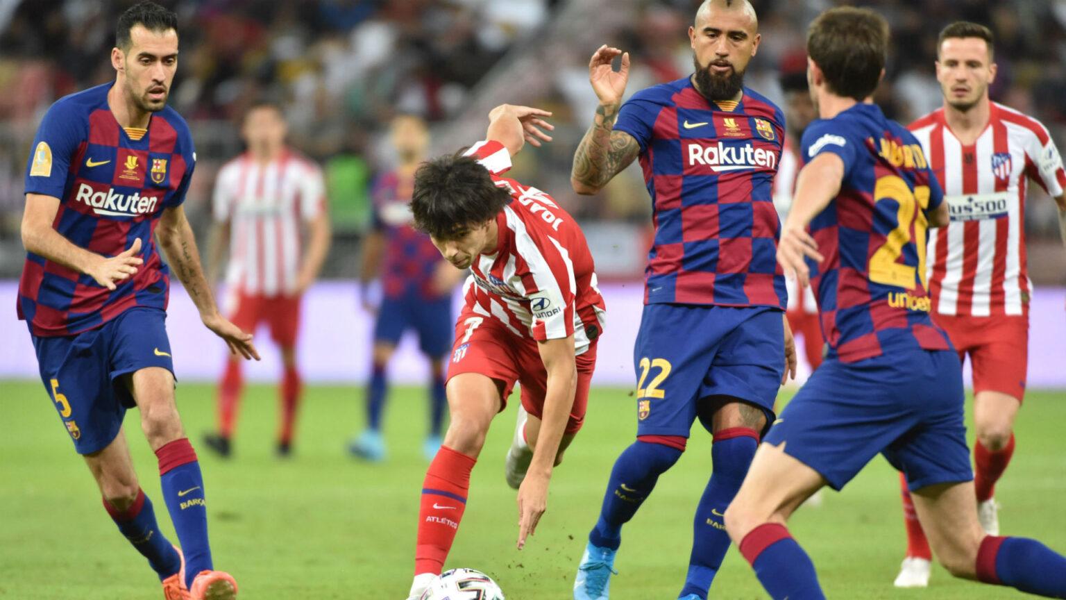 прогноз на 08.05.2021. «Барселона» — «Атлетико» Мадрид