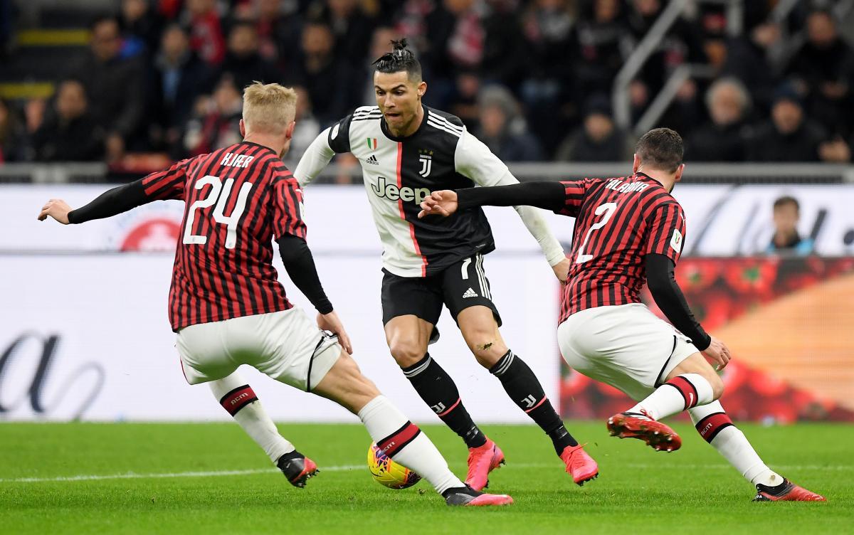 прогноз на 09.05.2021. «Ювентус» — «Милан»