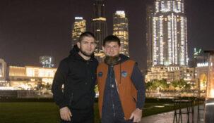 Президент Чечни Кадыров: заплачу Хабибу сколько он хочет за поединок с кем-то из «Ахмата»
