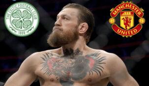 Боец UFC Конор Макгрегор сообщил, что он мечтает приобрести футбольный клуб