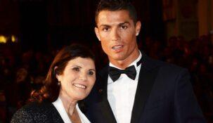 Мама Роналду: уговорю Криштиану вернуться в «Спортинг»