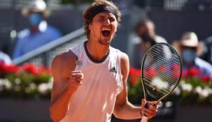 Александр Зверев назвал тройку главных фаворитов Roland Garros-2021
