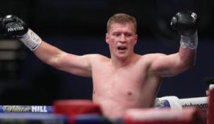 Александр Поветкин принял решение повесить перчатки на гвоздь