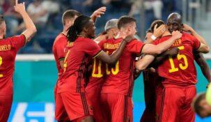 Клиенты Fonbet не сомневаются в том, что Бельгия разнесет Данию в матче группового этапа Евро-2020
