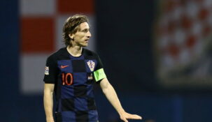Сборная Хорватии не будет преклонять колено перед играми ЧЕ-2020