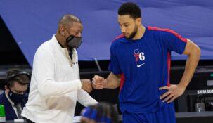 Док Риверс рассказал, что послужило причиной вылета «Филадельфии» из плей-офф