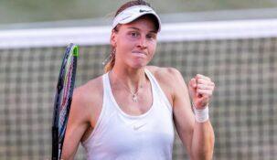 Теннисистка Самсонова: в России на меня не обращают внимания