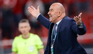 Черчесов прокомментировал вылет сборной России с Евро-2020