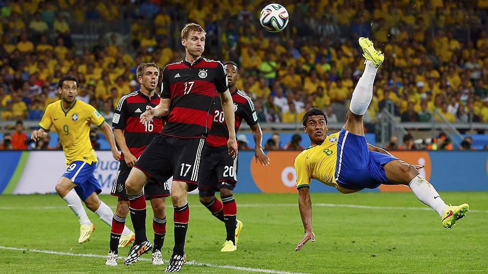 прогноз на 22.07.2021. Бразилия – Германия
