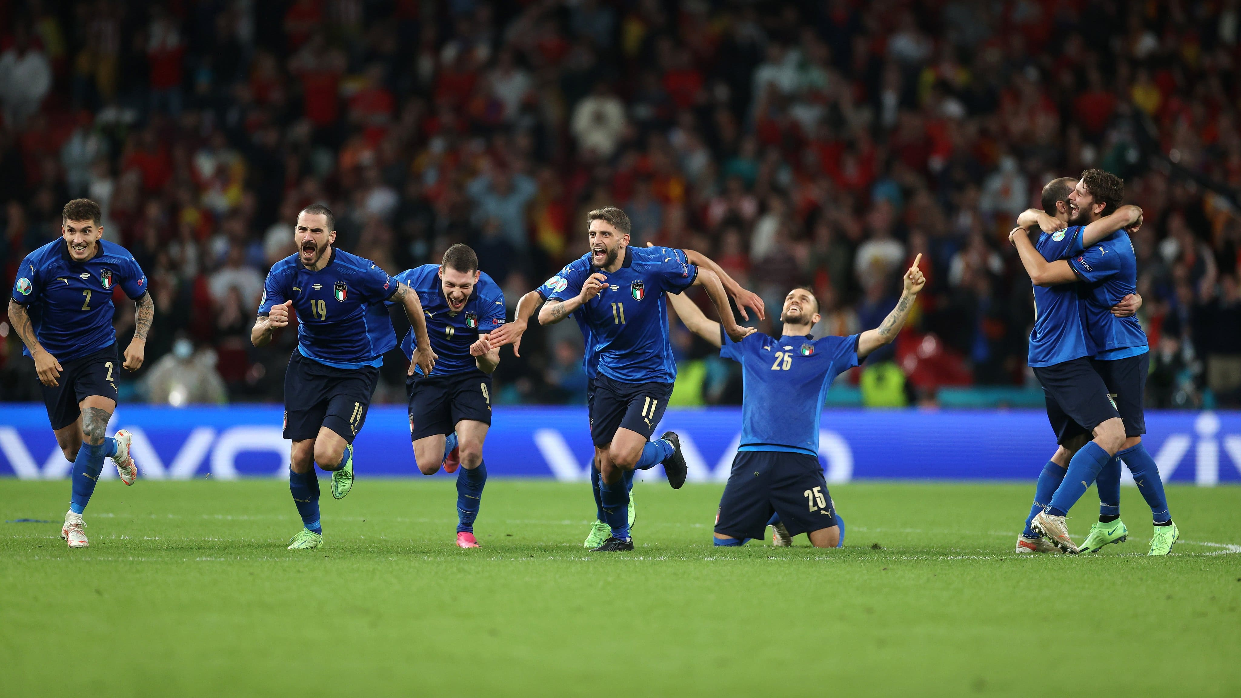 прогноз на 11.07.2021. Италия – Англия