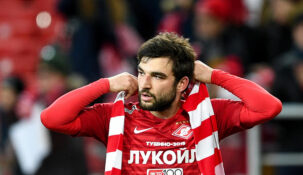 Агент Джикии: не стоит переживать, Георгий останется в «Спартаке»