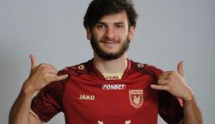 «Фонбет» заключил партнерский контракт с казанским «Рубином»
