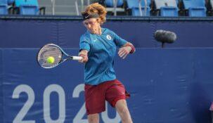 Теннисист Рублев: после поражений мне постоянно желают смерти