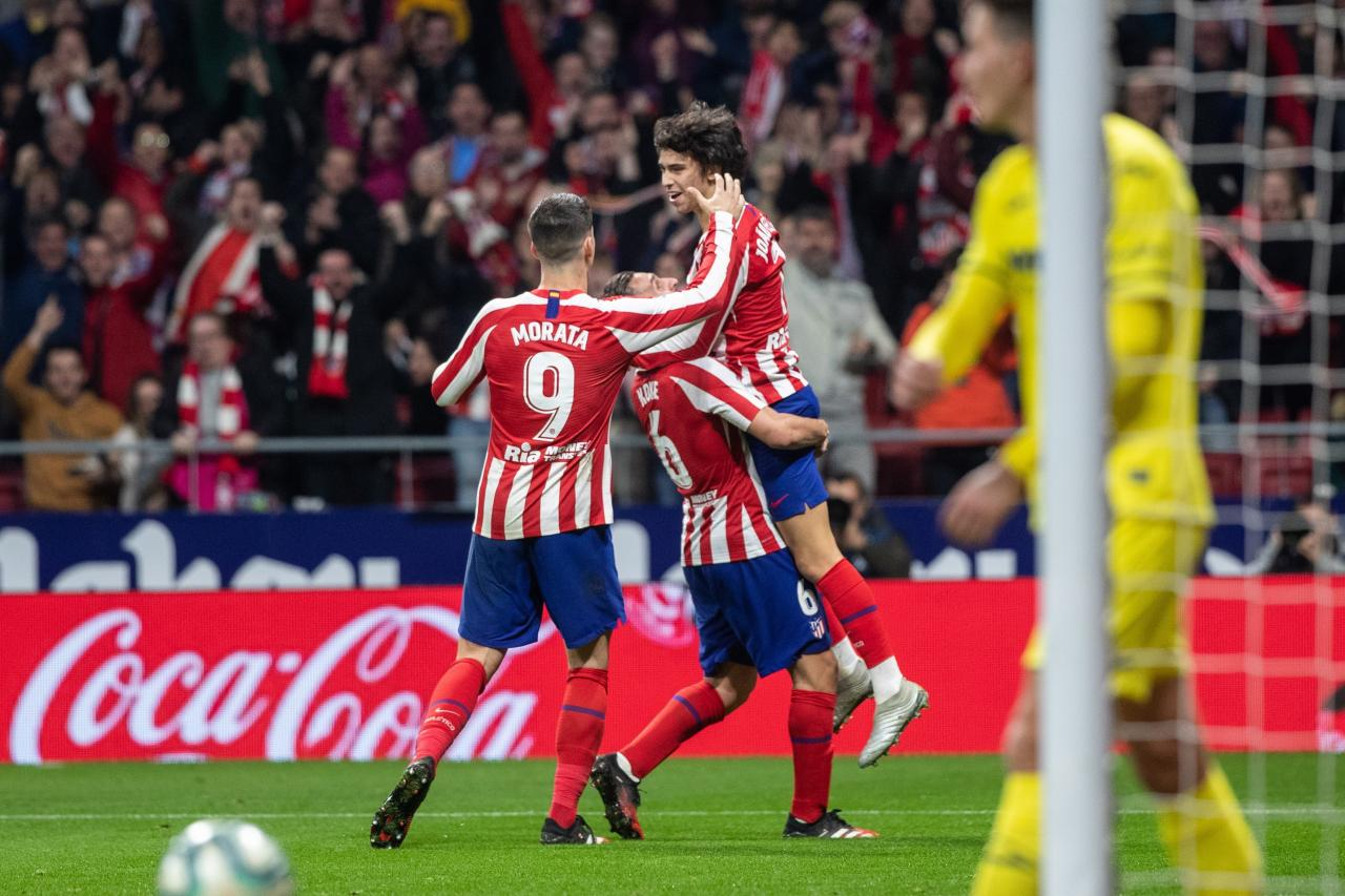 прогноз на 29.08.2021. «Атлетико» Мадрид — «Вильярреал»