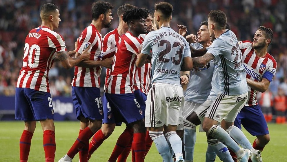 прогноз на 15.08.2021. «Сельта» - «Атлетико» Мадрид