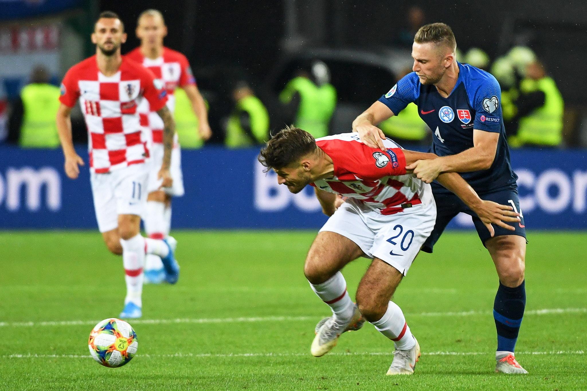 прогноз на 04.09.2021. Словакия – Хорватия