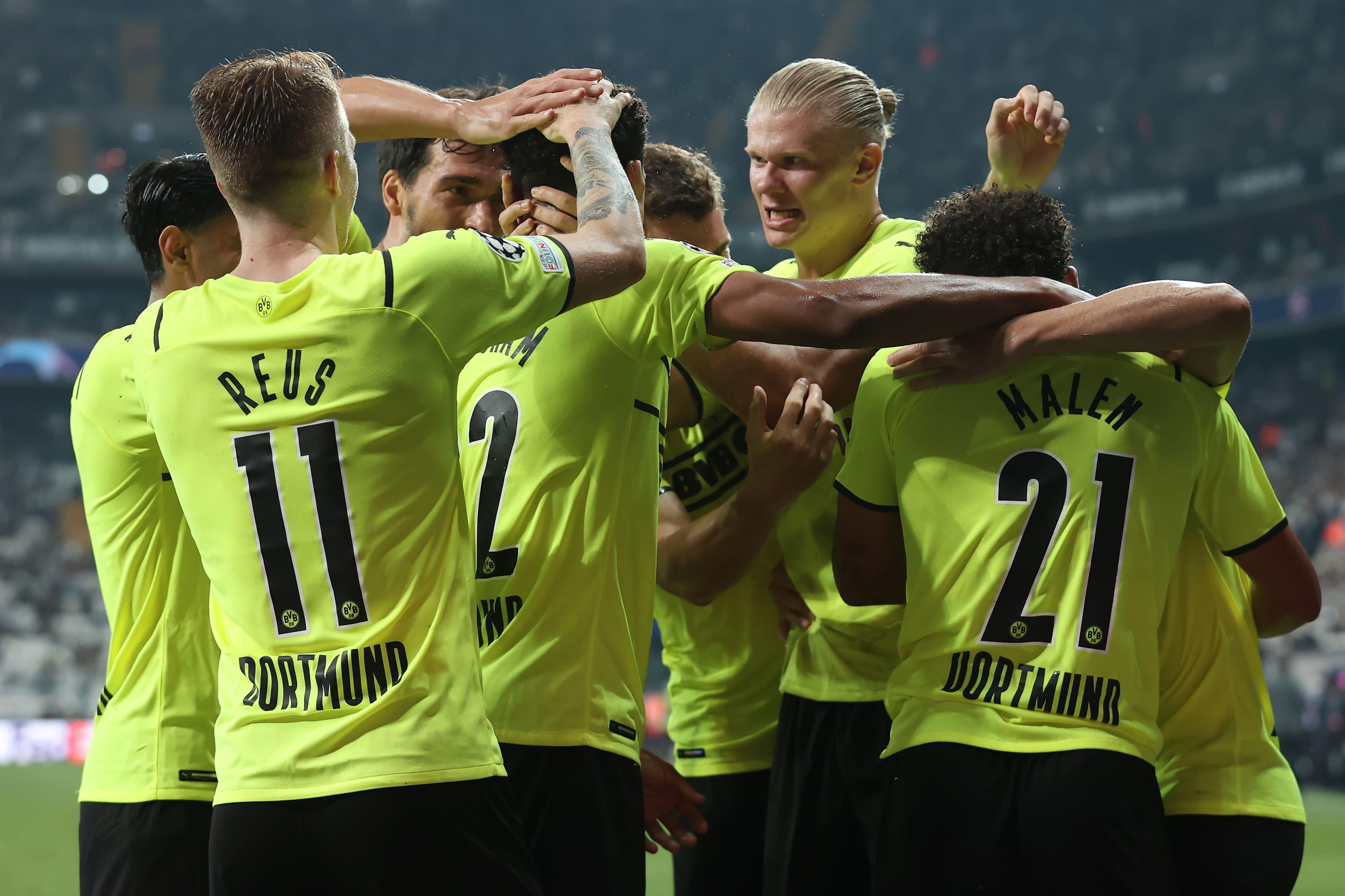 Прогноз на 28 сентября 2021. Боруссия Дортмунд - Спортинг