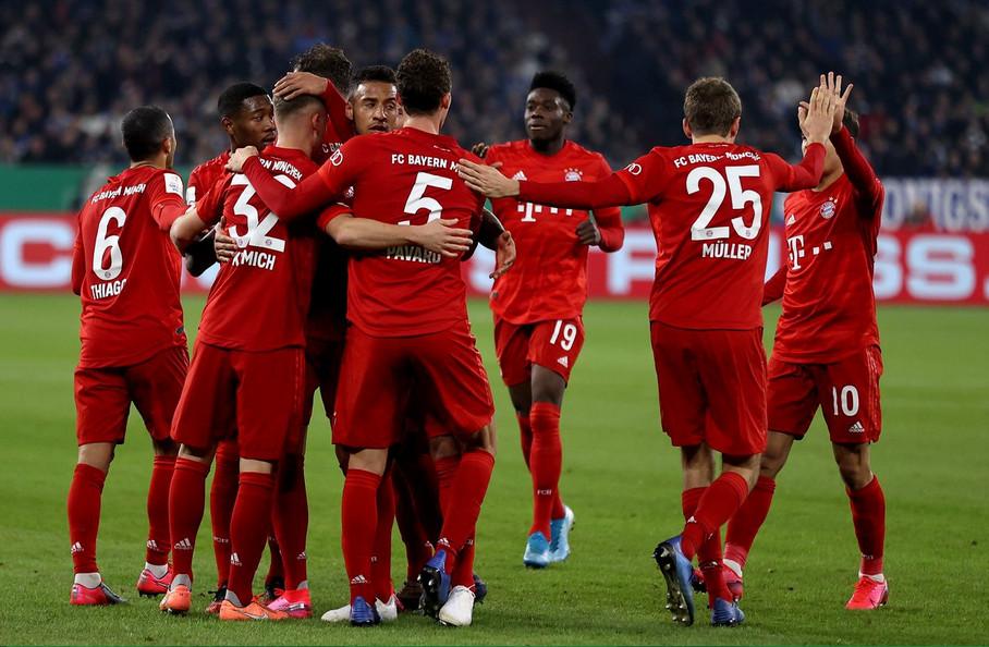 прогноз на 24.09.2021. «Гройтер Фюрт» - «Бавария»